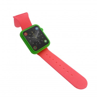 pk watch-popkidz-colores-naranja